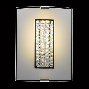 Настенный светильник Eurosvet 90014/1 хром настенный светильник eurosvet 3749 1 хром