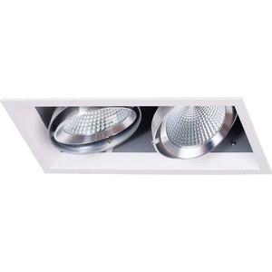 Точечный светильник Donolux DL18485/02WW-SQ точечный светильник donolux dl18615 02ww sq white black