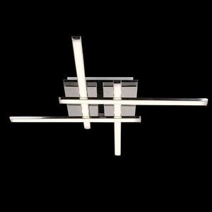 Потолочный светодиодный светильник Eurosvet 90019/4 хром