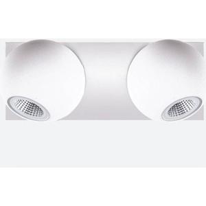 Уличный настенный светильник Donolux DL18403/21WW-White настенный уличный светильник donolux dl18405 21ww grey