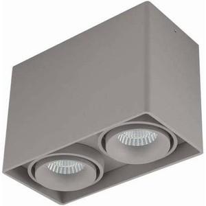 Потолочный светильник Donolux DL18610/02WW-SQ Silver Grey ssr 60da solid state relay grey silver