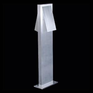 Уличный фонарь Donolux DL18399/21WW-60 Alu уличный светильник donolux dl18399 21ww 60 alu