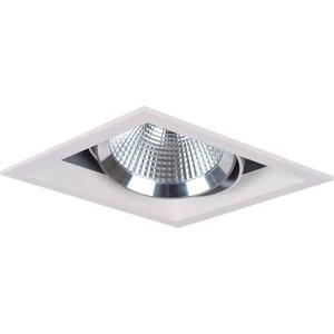 Точечный светильник Donolux DL18485/01WW-SQ вставка impronta ceramiche scrapwood fire tozzetto sq 5x15