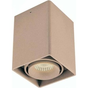 Потолочный светильник Donolux DL18611/01WW-SQ Champagne вставка impronta ceramiche scrapwood fire tozzetto sq 5x15