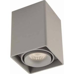 Потолочный светильник Donolux DL18611/01WW-SQ Silver Grey keith kp6017 titanium pot silver grey
