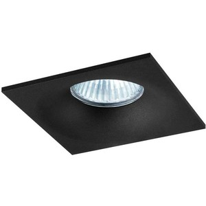 Точечный светильник Donolux DL18413/11WW-SQ Black