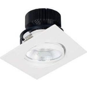 Точечный светильник Donolux DL18461/01WW-White SQ Dim точечный светильник donolux dl18464 01ww white r dim