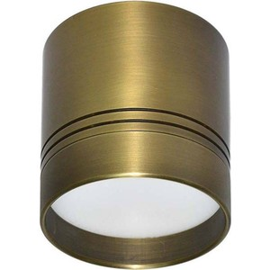Потолочный светильник Donolux DL18484/WW-Light bronze R donolux dl18484 ww black r