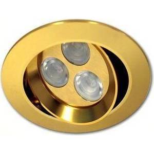 Точечный светильник Donolux DL-18103/G точечный светильник donolux n1625 g