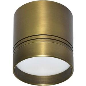 Потолочный светильник Donolux DL18483/WW-Light bronze R потолочный светильник dl18483 ww antique silver r donolux 1169726