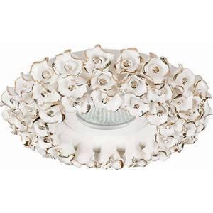 Точечный светильник Donolux N1628-White+gold