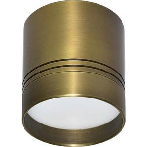 Точечный светильник Donolux DL18482/WW-Light bronze R letter r shape 3d led decoration night light