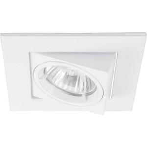 Точечный светильник Donolux SA1601-WH donolux n1521 wh