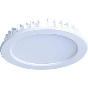 Точечный светильник Donolux DL18452/3000-White R встраиваемый светильник donolux dl18452 3000 white r