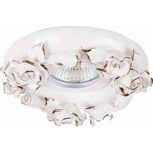 Точечный светильник Donolux N1629-White+gold