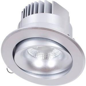 Точечный светильник Donolux DL18465/01WW-Silver R