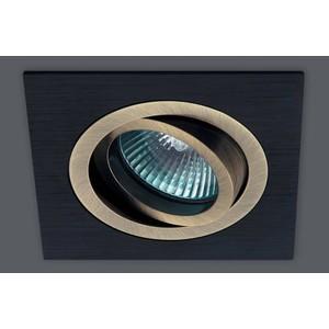 Точечный светильник Donolux SA1520-Gab/Black donolux n1519 gab