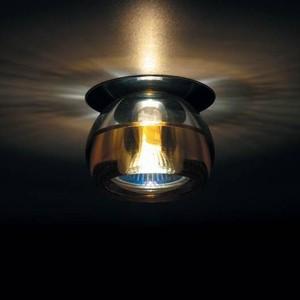 Точечный светильник Donolux DL035C-Brown встраиваемый светильник donolux dl035c black