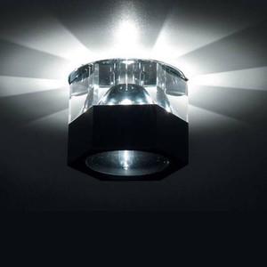 Точечный светильник Donolux DL039/Cl-Black donolux n1518 cl