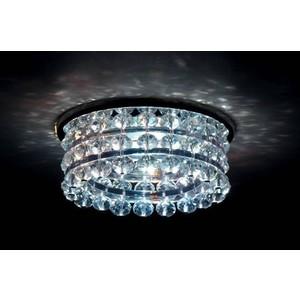 Точечный светильник Donolux DL067.02.1 crystal donolux dl056g crystal