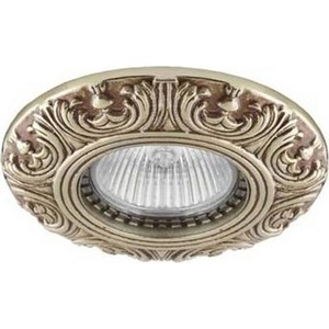 Точечный светильник Donolux N1553-French Gold