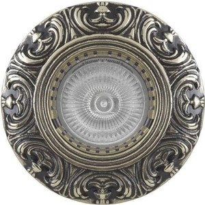 Точечный светильник Donolux N1553-Old Gold