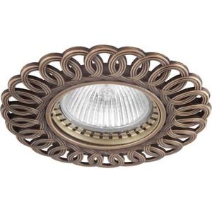Точечный светильник Donolux N1555-Old Brass