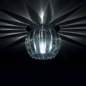 Точечный светильник Donolux DL049CH/Glass donolux dl050ch glass