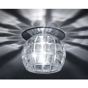 Точечный светильник Donolux DL071CH/Crystal точечный светильник donolux dl067 02 1 crystal