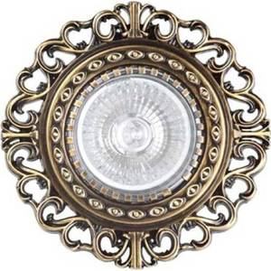 все цены на Точечный светильник Donolux N1561-Light bronze