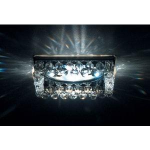 Точечный светильник Donolux DL065.02.1 crystal