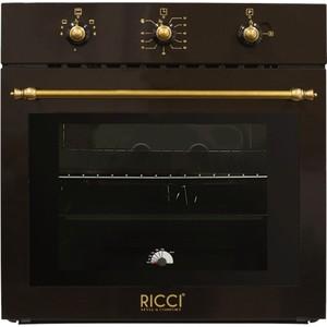 Купить газовый духовой шкаф RICCI RGO-620 BR (620095) в Москве, в Спб и в России