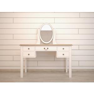 Туалетный стол с зеркалом Etagerca Olivia GA2006ETG/C
