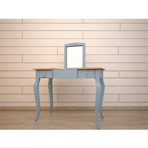 Стол туалетный Etagerca Leontina с откидным зеркалом ST9309ETG/B
