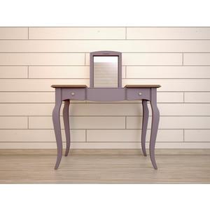 Стол туалетный Etagerca Leontina с откидным зеркалом ST9309ETG/L