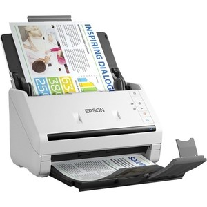 Сканер Epson WorkForce DS-530 (B11B226401) сканер epson workforce ds 770