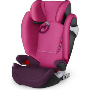 Автокресло Cybex Solution M-Fix Mystic Pink