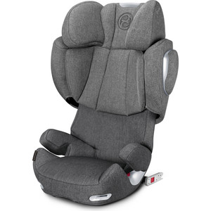 Автокресло Cybex Solution Q3-fix Plus Manhattan Grey