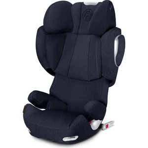 Автокресло Cybex Solution Q3-fix Plus Midnight Blue