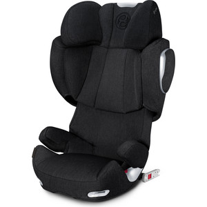 Автокресло Cybex Solution Q3-fix Plus Stardust Black летний чехол cybex для solution q fix 514409003