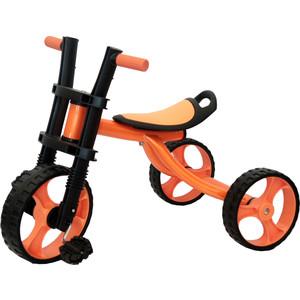 Детский трехколёсный велосипед Vip Lex VipLex 706B (оранжевый) детский беговел vip lex viplex 706 оранжевый