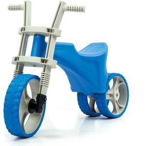 Детский беговел Vip Lex VipLex-706 (голубой) детский трехколёсный велосипед vip lex viplex 706b зеленый
