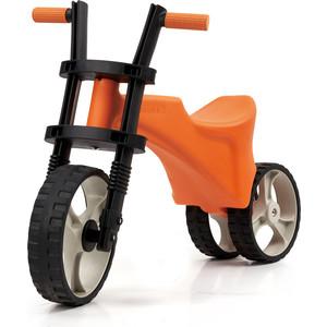 Детский беговел Vip Lex VipLex-706 (оранжевый) детский трехколёсный велосипед vip lex viplex 706b зеленый