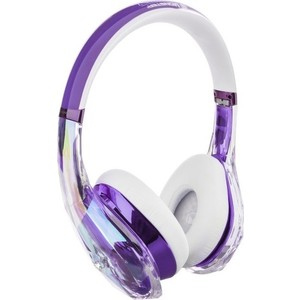 Наушники Monster DiamondZ purple and white (137016-00) цена 2017