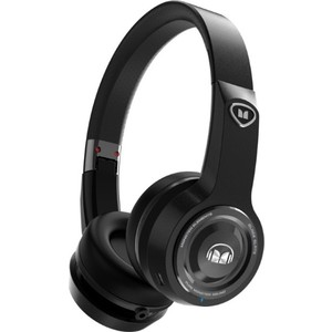 Наушники Monster Elements Wireless On-Ear black slate (137054-00) monster monster dna on ear headphones carbon black