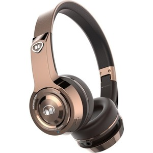 Наушники Monster Elements Wireless On-Ear rose gold (137055-00) накладные наушники monster dna on ear headphones carbon black