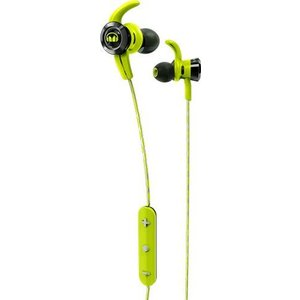 Наушники Monster iSport Victory In-Ear Wireless green (137086-00)