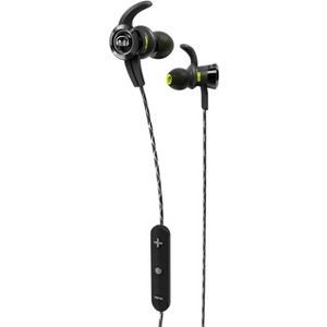 Наушники Monster iSport Victory In-Ear Wireless black (137085-00) накладные наушники monster dna on ear headphones carbon black