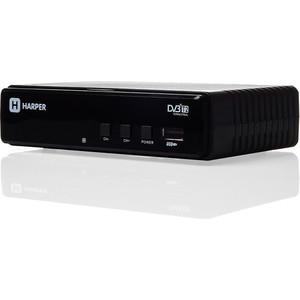 все цены на Тюнер DVB-T2 HARPER HDT2-1513