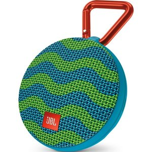 Портативная колонка JBL Clip 2 splash jbl jblclipplusgray clip plus gray